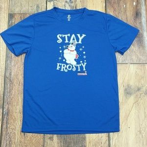 Stay Frosty the Snowman Novelty Tee